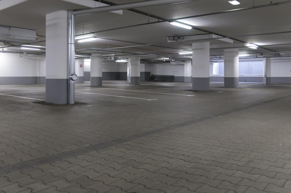 Onderhoud parkeerterreinen en garages